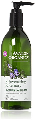 Avalon Organics Rosemary Hand Soap 355 ml