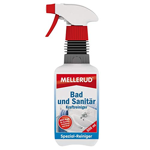 Mellerud Bad und Sanitär Kraftreiniger 500 ml