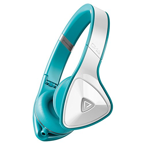 DNA On-Ear con Control Talk, Bianco/Verde