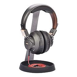 Avantree HS102 Kopfhörer-Halterung mit Kabelhalterung für Sennheiser, Sony, Audio-Technica, Bose, Beats, AKG, Gaming Headset, Aluminium
