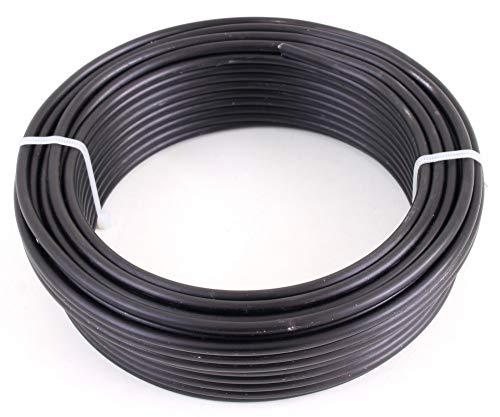 Bonsai – Draht Aluminium 5,0 mm 1 KG, ca. 19 m, matt braunschwarz