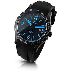 Kennett Men's Watch 1001.3401 Altitude Black And Blue