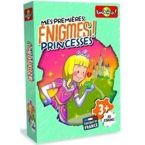 Bioviva - 283502 - Jeu - Enigmes Princesses