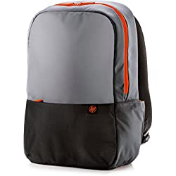 HP Duotone Y4T23AA#ACJ 15.6-inch Laptop Backpack (Orange)