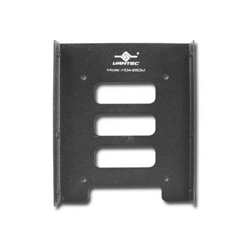 Vantec NexStar SE MRK-515ST SATA-Festplatten-Rack, 6,35 cm (2,5 Zoll), Schwarz Mrk Rack