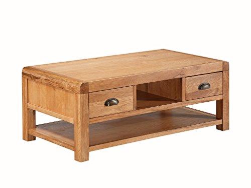 table basse en bois avec tiroirs en chene massif le classement des meilleurs d 39 octobre 2018. Black Bedroom Furniture Sets. Home Design Ideas