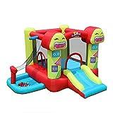 XGYUII La clôture Bouncy Castle Playground Toy Indoor Petits Enfants Diapositives Famille Toboggan Aquatique Escalade de la Diapositive de Saut Trampoline