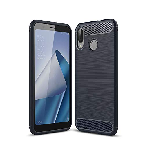 cookaR Asus Zenfone Max Pro M2 ZB631KL hülle, Asus Zenfone Max Pro M2 ZB631KL case Silikon Ultra Dünn Soft Silikon Schutzhülle für Asus ZB631KL case Cover