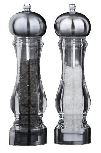 dmd-king-salz-und-pfefferstreuer-mit-verchromter-spitze