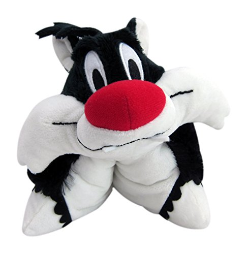 pillow-pets-defun71110-looney-tunes-silvestre-27-cm