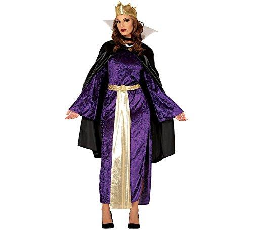 Fiestas Guirca Kostüm Grimilde Regina Bad Stiefmutter Schneewittchen
