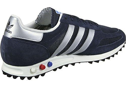 adidas Unisex-Erwachsene La Trainer Og Sneakers Blau (Legend Ink/matte Silver/night Navy)