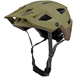 IXS Trigger Am Casco montaña Adulto Unisex, Camel, ML (58 – 62 cm)