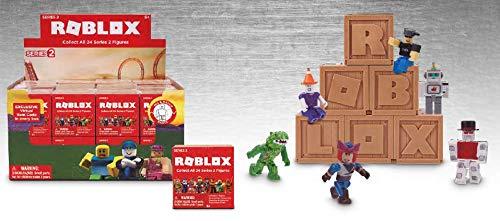 Roblox - Figura con Carta con Codigo Exclusivo (Giochi Preziosi RBL05000)