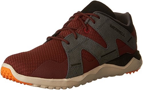 Merrell Mens 1Six8 Mesh Lightweight Breathable Athletic Trainers Fired Brick