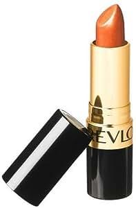 Revlon Super Lustrous Pearl 105 Copper Chrome Lipstick by Revlon