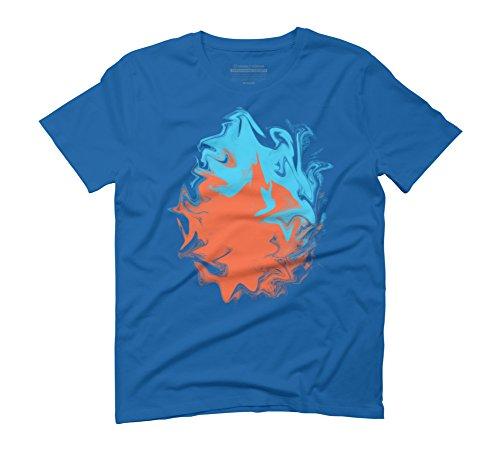 design-by-humans-top-uomo-blu-xxx-large