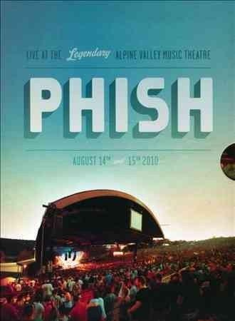 Phish: Alpine Valley 2010 (4pc) (W/Cd) [DVD] [Region 1] [NTSC] [US Import] (Phish Alpine Valley 2010)