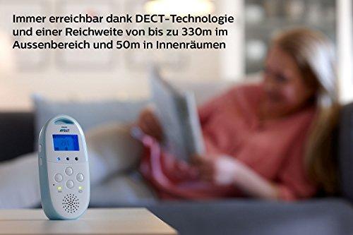 Philips Avent SCD560/00 DECT Babyphone, blau - 2