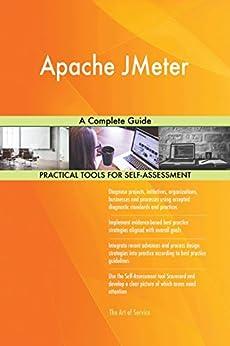 Apache JMeter A Complete Guide by [Blokdyk, Gerardus]
