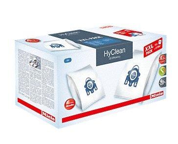 Micro Miele (Original Miele GN Staubsauger 3D HyClean Staubsaugerbeutel + Air Filter (16Stück))
