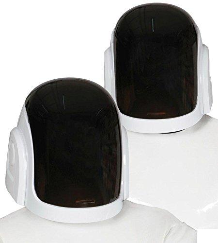 HELM - ASTRONAUT - weiß, Weltraumfahrer Science Fiction Kosmonauten Fantasy (Kostüme Männer Astronaut)