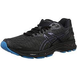 ASICS Gel-Nimbus 20 Lite-Show, Chaussures de Running Homme, Noir Black 001, 46.5 EU