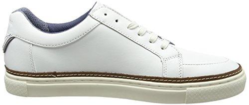Herren Weiß White Baker Rouu Ted Sneakers w0TxgqFnn