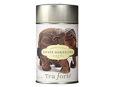 Tea Forte Estate Darjeeling - Thé noir vrac Darjeeling - 100 g by Tea Forté