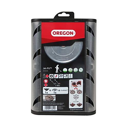 Oregon 111111 - Cabezal universal condensador de ajuste fácil de la...