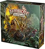 Cool Mini or Not Zombicide: Green Horde, Mehrfarbig, bunt