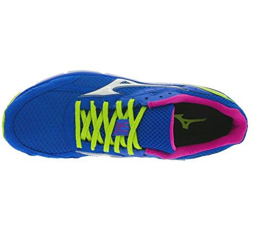 Mizuno Wave Aero Wos, Scarpe da Corsa Donna Blu (blu)