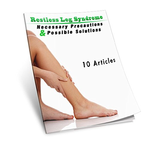 Restless legs (English Edition) (Restless-legs-relief)
