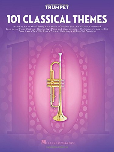 101 Classical Themes for Trumpet por From Hal Leonard
