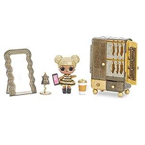 L.O.L. Surprise! 564119E7C Surprise Spaces Pack con clóset y Abeja Reina, Multi