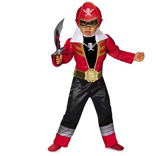 Super Megaforce Power Rangers Red Ranger Light-Up Toddler -
