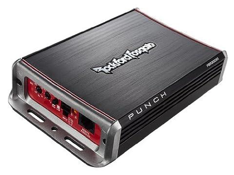 Rockford Fosgate PBR300X1 Punch 900w Max 300w RMS Car Mono Bass Compact Amplifier