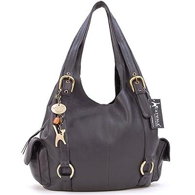 Catwalk Collection Handbags - Cuir Véritable - Sac à Main/Sac porté épaule - Femme - ALEX