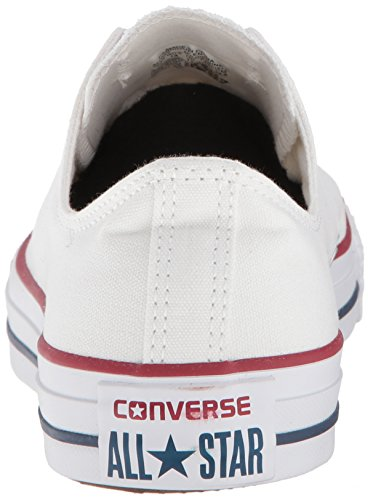 Converse Chuck Taylor All Star Slip On Ox, Baskets mode mixte adulte Blanc