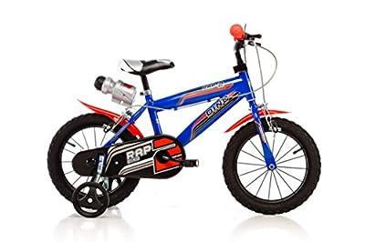 16 Zoll 416U Jungenfahrrad Kinderfahrrad Kinderrad Fahrrad Spielrad DINO