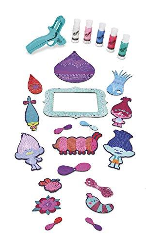 "Preisvergleich Produktbild Hasbro DohVinci B8983EU4 - ""Trolls Poppys Freunde Mobile"" Bastelspielzeug"