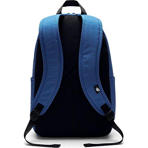 Nike Unisex Elemental Backpack Rucksack blau / (gym blue / schwarz / star blue)