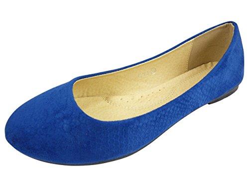 Chaussmaro ,  Ballerine donna Blu
