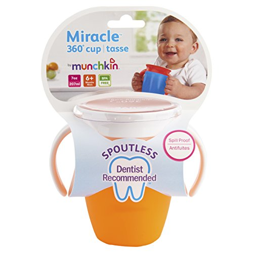Preisvergleich Produktbild Miracle 360-Grad-Cup,  7 oz (207 ml) - Munchkin