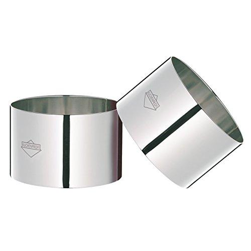 Küchenprofi Vorspeisenring im Display 18er 0905052800 Accessoires