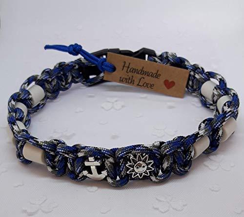 EM-Keramik-Halsband für Hunde/EM - Hundehalsband/EM Band - Barny