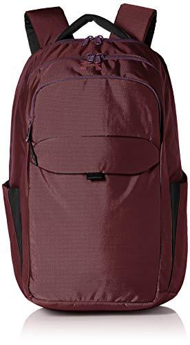 Under Armour, On Balance Backpack, Zaino, Donna, Rosso (Dark Maroon/Pixel Purple/Dark Maroon 600), Taglia unica