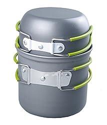 9918ac8f9eb9 Cozyswan Picnic Pot Kemping Főzőeszközök Kemping Kültéri túrázás  Főzőedények beállítása