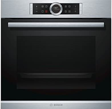 Bosch HBG635NS1 Electric oven 71L 3650W A+ Plata - Horno (Electric oven, 71 L, 3650 W, 71 L, 3650 W, 30 - 300 °C)