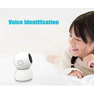 Camera IP de Vigilancia 1080P Xiaomi MiJia Giratoria 360° - Wifi - Vision Nocturna - Deteccion de Movimiento